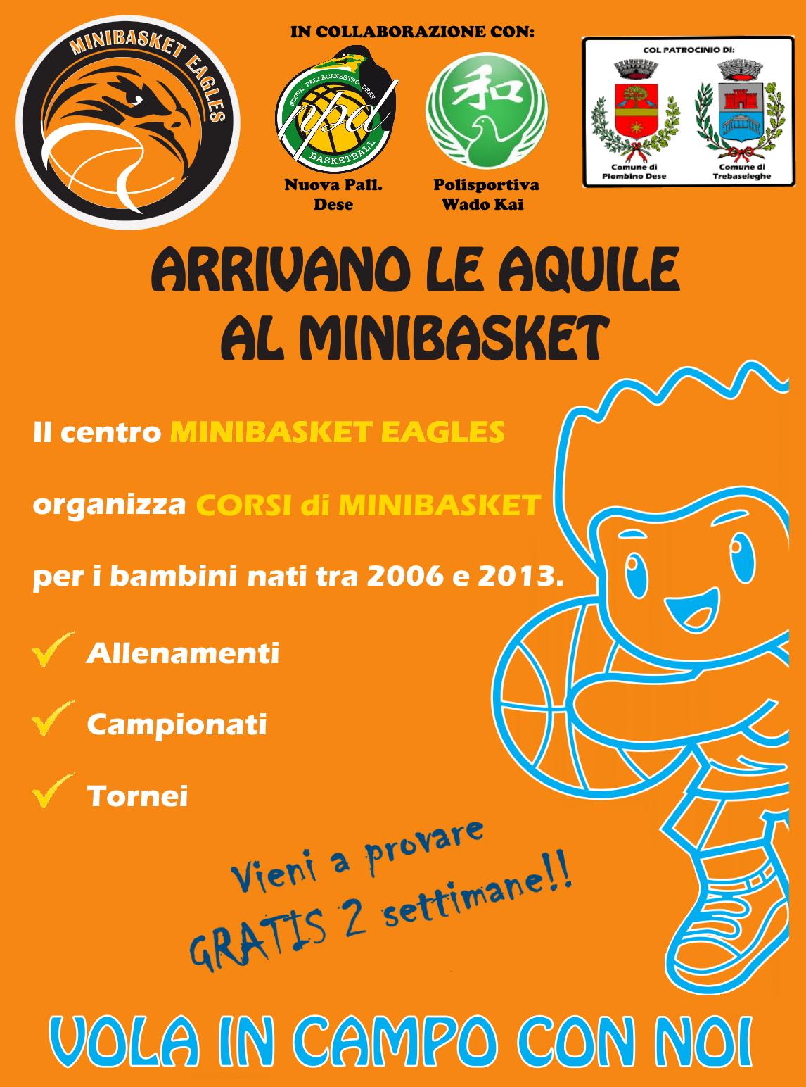 eagles - vieni a trovarci!